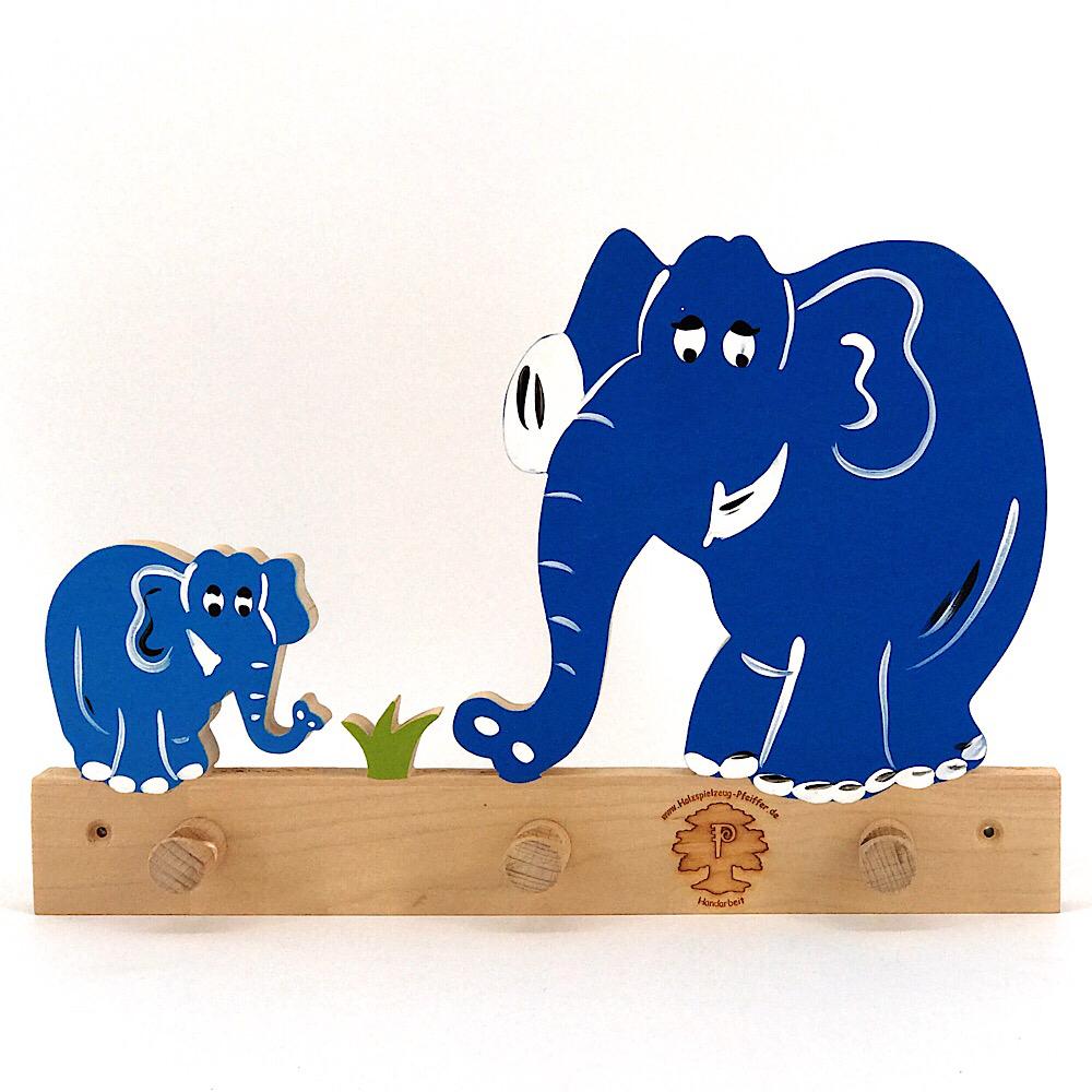 Garderobe für Gravuren: Elefanten